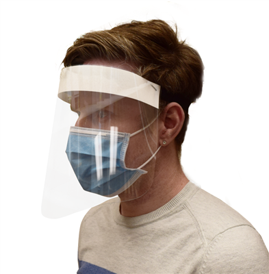 Face Shields - UNBRANDED